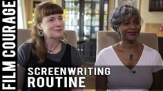 Getting Into A Screenwriting Routine by Barrington Smith-Seetachitt & Ja...