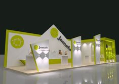 PROJETOS ANTIGOS by Thiago Simas at Coroflot.com Exhibition Stall Design, Exhibition Display, Exhibit Design, Exhibition Stands, Trade Show Booth Design, Stand Design, Display Design, Ads Creative, Creative Design