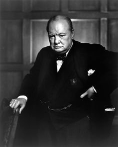 "Winston Churchill | ""You have enemies? Good. That means you've stood up for something in your life."""