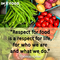Respect the food you eat, and pause to enjoy your meals.  #Enjoy #LoveFood #LoveEating