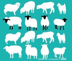 動物 イラスト シルエット - Google 検索