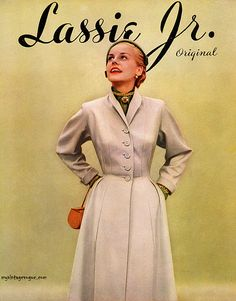 vintage everyday: Beautiful Fashion of the Fifties Fashion, Vintage Fashion, Fifties Style, Vintage Labels, Vintage Glamour, Image Collection, Fashion Photo, Vintage Outfits, Fashion Accessories