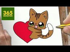 Resultado de imagen para gato dibujo tierno
