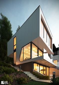Haus Am See on Behance