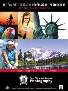 New York Institute of Photography - digital photography courses