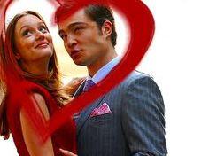 Chuck and Blair.