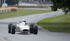 Honda RA272 at Goodwood Festival of Speed 2015 driven by Stuart Graham
