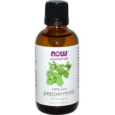 A natural way to deter little creepy (gorgeous) bugs, etc, without hurting them.  Dilute in water and spray around the house.  Spiders, Ants, Mice, a lot of insects - don't like the smell and will stear clear.  Plus it smells nice and saves you $$$$!    Now Foods, Essential Oils, Peppermint