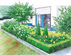 Bildergebnis für vorgarten