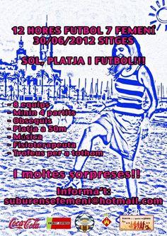 Torneo 12 Horas Futbol 7 Femenino - Sitges