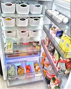 37 Wise Ways of Fridge Storage and Have a Look home design, , interior design,kitchen,storage Fridge Storage, Refrigerator Organization, Kitchen Organization Pantry, Home Organisation, Kitchen Pantry, Diy Kitchen, Kitchen Storage, Kitchen Decor, Kitchen Cabinets