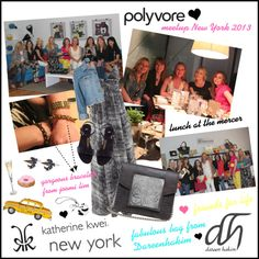 """Member Hosted NYC Polyvore Meetup 2013"" by elske88 on Polyvore"