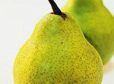 Pears add a delicate fruit flavor and provide the moisture to make a tender-textured low-fat muffin.