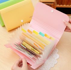 #Custom #Plastic #Folders is the smart way to organize all your hard copy documents. They are also water and tear resistant.
