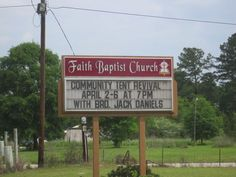 I bet this is a popular church