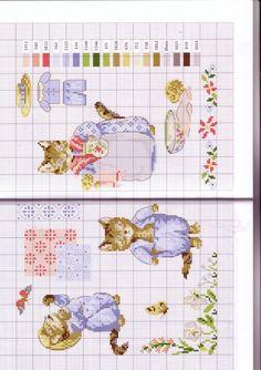 Gallery.ru / Фото #18 - Le monde de Beatrix Potter - Orlanda