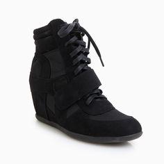 Hidden Wedge Sneakers - sweet kicks