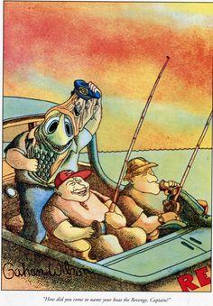 Gaham Wilson 70 s Illustration Cartoon scarce oringial 1972 magazine print art Gahan Wilson, Creepy History, Invisible Monsters, Wilson Art, Fear Of The Dark, Funny Prints, Print Magazine, Magazine Ads, Arte Horror