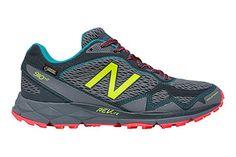 Running shoes by New Balance T910 Grey-Pink