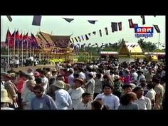 Khmer News | Cambodian Royal Ploughing Ceremony | TVK Live From Battamba...