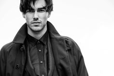 James Sorrentino by Fran Petersson for Fashionisto Exclusive I The Eye Model Scout