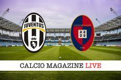 Serie A Juventus-Cagliari: cronaca e risultato in tempo reale