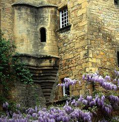 El balcon de Romeo y Julieta....