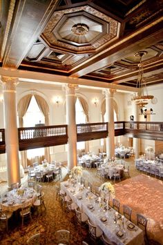 Amway Grand Plaza Hotel Photos, Catering Pictures, Ceremony & Reception Venue Pictures, Michigan - Grand Rapids, Kalamazoo, Lansing, and surrounding areas