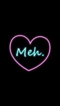 Meh - Neon lights