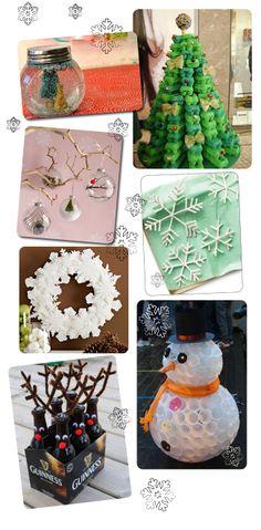 DIY ideas for Christmas - daretodiy.com