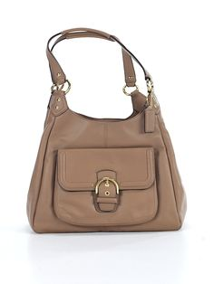 Coach Leather Shoulder Bag - 54% off only on thredUP  New with Tags #thredup #luxeforless #preowned