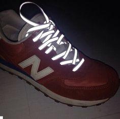 Reflective shoelace !