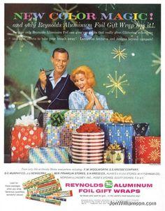 Reynolds Aluminium Foil Gift Wraps