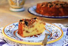 Blackberry Apple cake.
