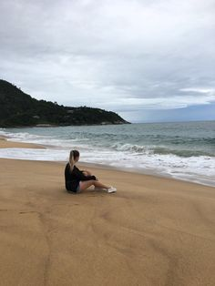 Praia de Taquaras em Santa Catarina.