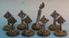 Eight Tombstones by Spielorjh.deviantart.com on @deviantART