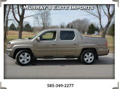 Used 2010 Honda Ridgeline RTL for Sale in Rochester NY 14622 Murray's Elite Imports