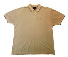 Henri Lloyd men's polo t-shirt size XXL 100% cotton original retro vintage a #HenriLloyd #polo