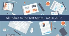 If you are bored with that same traditional way of preparing for GATE. Then this All India Online Test Series is the great option.