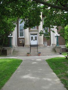 Dewey Graduate Library - University at Albany