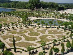 The Garden of Versailles, Versailles, France