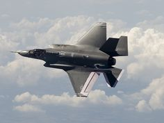 Lockheed Martin F-35 1.45 TRILLION dollar life-cycle costs and we can't even fly it over 4.6G