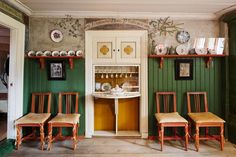 Swedish Interior Design, Swedish Interiors, Interior Decorating, Decorating Ideas, Decor Ideas, Carl Larsson, Sweden House, Swedish Style, Houses