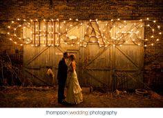 CHICAGO Wedding! we ♥ this! davidtuteraformoncheri.com