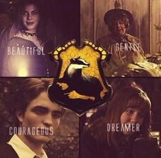 See not every Hufflepuff is a big cinnamon roll, some are tough fighters