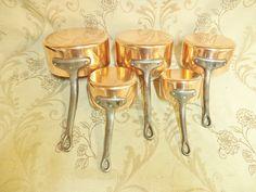 Copper Taps, Brass Tap, Copper And Brass, Copper Bathroom, Copper Kitchen, French Kitchen, Copper Measuring Cups, Copper Home Accessories, Belfast Sink