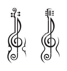tatuajes-notas-musicales-plantillas-tattoos