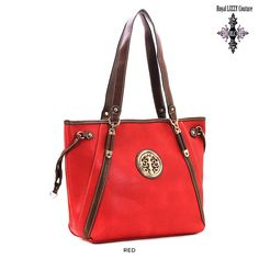 Royal Lizzy Couture Amber Classic Tote - Assorted Colors
