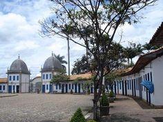 Congonhas, MG - Brasil  Romaria - ex-alojamento de peregrinos