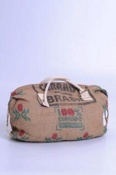 """A bag """"made"""" of coffe :)"""